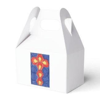 Cross Motif Gable Gift Box