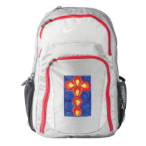 Cross Motif Nike Performance Backpack