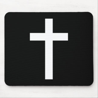 Cross Mouse Pad