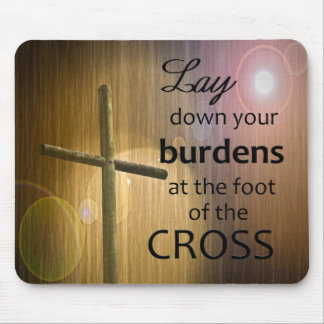 Cross Mousepad