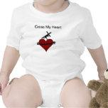 Cross My Heart T Shirts