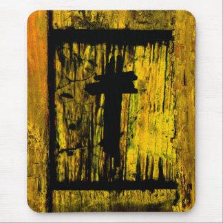 Cross of Adversity Mouse Pad