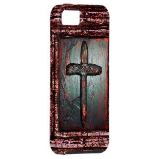 Cross of Blood iPhone SE/5/5s Case