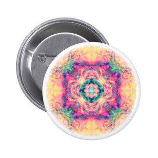 Cross of Delicate Radiance  Button
