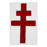 Cross of Lorraine print (plain)