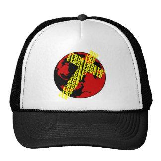 Cross of Love Religious gift design Trucker Hats