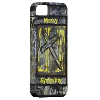 Cross of Mercy & Sympathy iPhone SE/5/5s Case