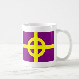 Cross of Neith Flag Coffee Mug