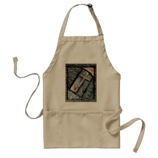 Cross of Protection Adult Apron