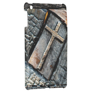 Cross of Protection iPad Mini Cover