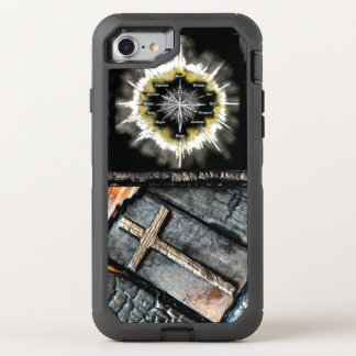 Cross of Protection OtterBox Defender iPhone 7 Case
