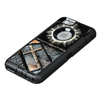 Cross of Protection OtterBox Defender iPhone Case