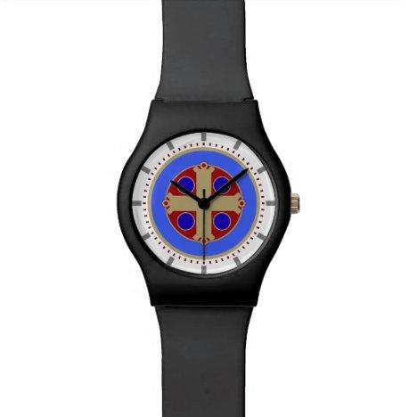 Cross of Saint Benedict Wrist Watch