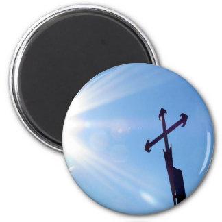 Cross of Saint James Magnet