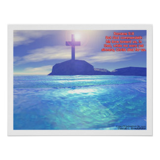 Cross Of Salvation Poster