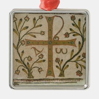 Cross of Sbeitla, from Basilica of Henchir Ali Metal Ornament