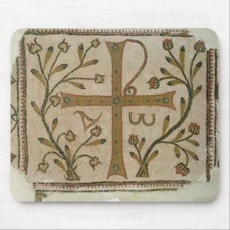 Cross of Sbeitla, from Basilica of Henchir Ali Mouse Pad