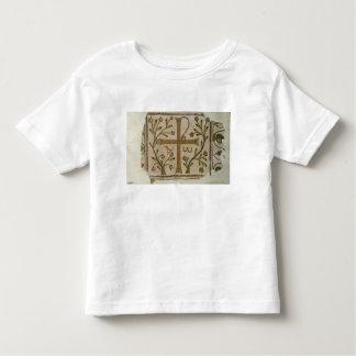 Cross of Sbeitla, from Basilica of Henchir Ali Tee Shirt