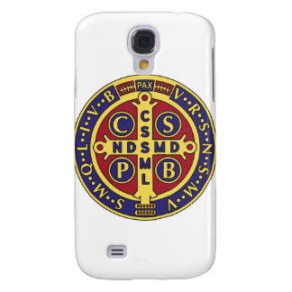 Cross of St. Benedict Galaxy S4 Case