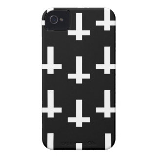 Cross of St Peter iPhone 4 Case-Mate Case