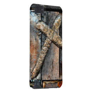 Cross of Strength iPod Touch (5th Generation) Cases