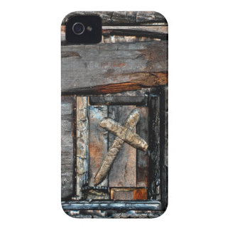 Cross of Strength Case-Mate iPhone 4 Case