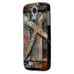 Cross of Strength Galaxy S4 Case