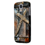 Cross of Strength Galaxy S4 Covers