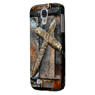 Cross of Strength Samsung Galaxy S4 Cover