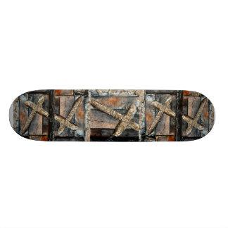 Cross of Strength Skateboard Deck