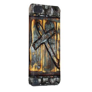 Cross of The Apocalypse iPod Touch (5th Generation) Case