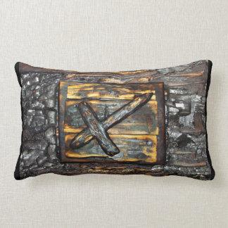 Cross of The Apocalypse Lumbar Pillow