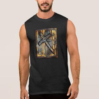 Cross of The Apocalypse Sleeveless Shirt