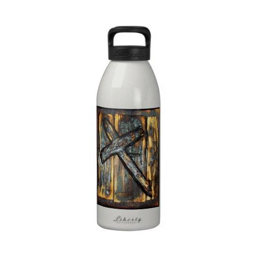 Cross of The Apocalypse Water Bottles