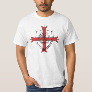 Cross of the Knights Templar T-Shirt