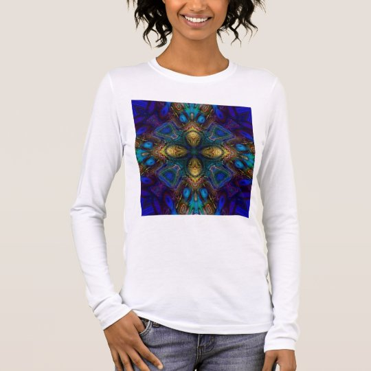 Cross of the Tabernacle Long Sleeve T-Shirt