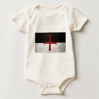 Cross of the Teutonic Knights Baby Bodysuit