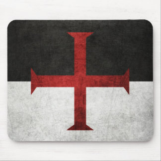 Cross of the Teutonic Knights Mouse Pad