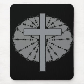 Cross of Truth Mouse Pad