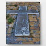 Cross on the Pathway to Death Plaques