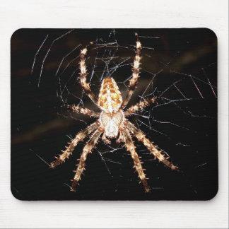 Cross Orbweaver Spider mousepad