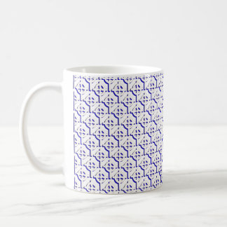Cross Pattern 2010 Coffee Mug