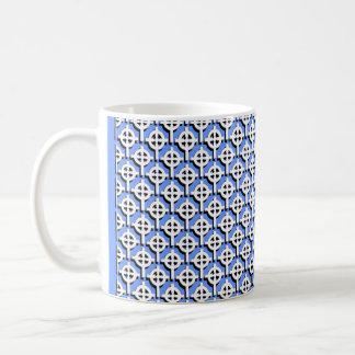 Cross Pattern 2010 Classic White Coffee Mug