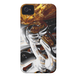 Cross Pollination Abstract iPhone 4 Case