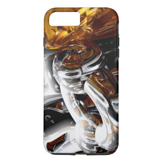 Cross Pollination Abstract iPhone 8 Plus/7 Plus Case