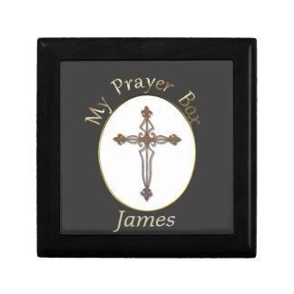 Cross Prayer Box