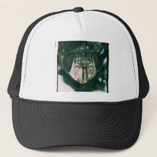 Cross Process Horse Fly Face Hat by KLM