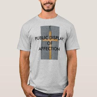 cross, PUBLIC DISPLAY OF AFFECTION T-Shirt