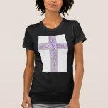 cross purple lt shirt