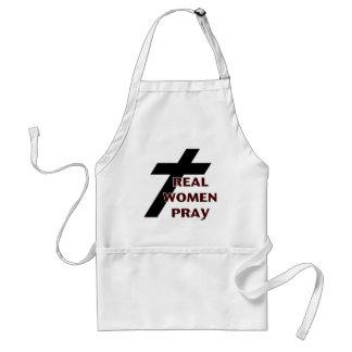 Cross - Real Women Pray Apron